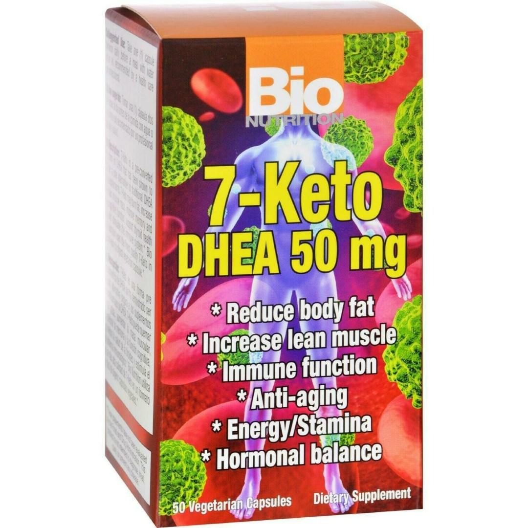 Bio Nutrition 7 Keto DHEA