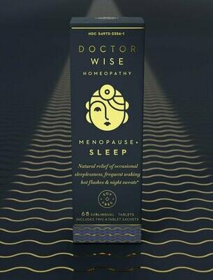 Doctor Wise Menopause Sleep