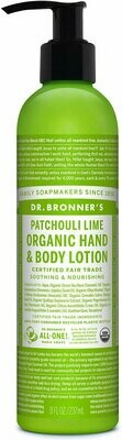 Dr. Bronner's Organic Hand & Body Lotion 8oz