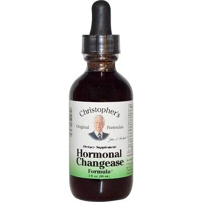 Dr. Christopher's Hormonal Changease 2oz