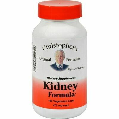Dr. Christopher's Kidney Formula 100cap