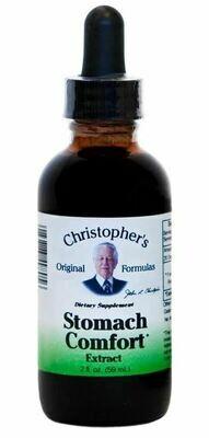 Dr. Christopher's- Stomach Comfort 2oz