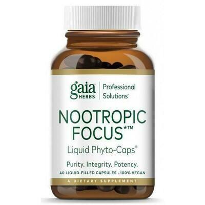 Gaia Professional Nootropic Focus**
