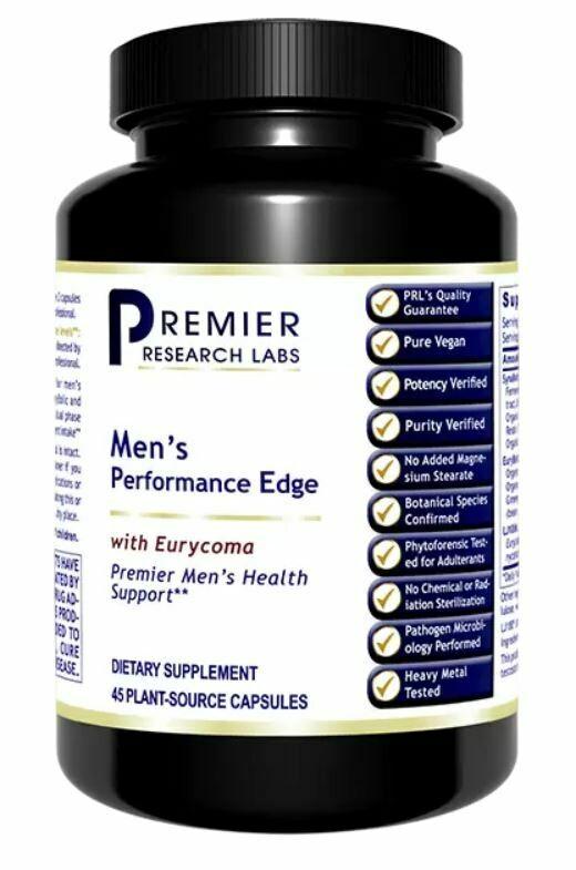 Premier Research Mens Performance Edge 45cap
