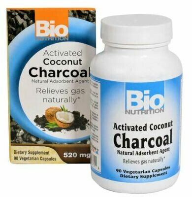 Bio Nutrition Activated Charcoal