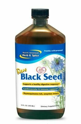 Nahs Black Seed 12oz