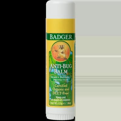 Badger Anti-Bug Balm Stick 0.6oz