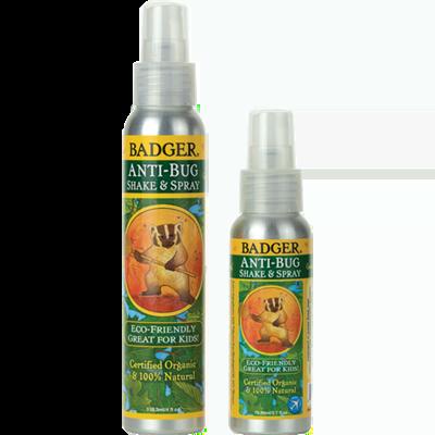 Badger Anti-Bug Shake & Spray 2.7oz