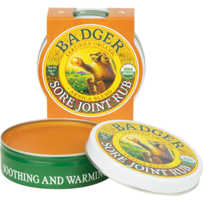 Badger Balm Sore Joint Rub 2oz