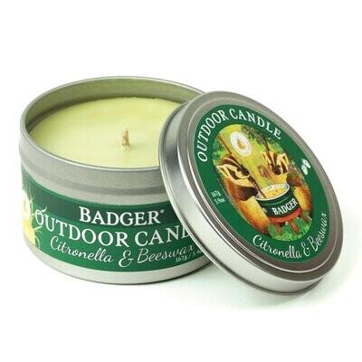 Badger Outdoor Citronella Candle 5.9oz