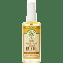 Badger Herbal Oil Rosemary & Tea Tree