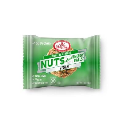 Betty Lou's Spirulina Ginseng Nut Energy Balls
