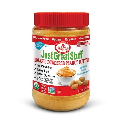 Betty Lou's Powdered Peanut Butter
