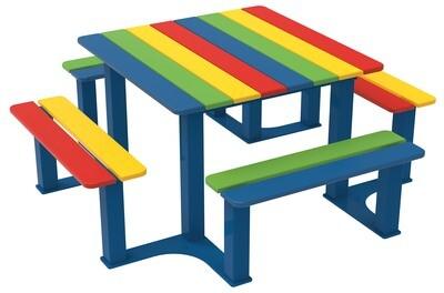 Children's Silaos picnic table (children's collection)