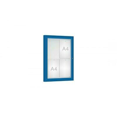 Budget Plus Single Door Classic 4 x A4 Sheets