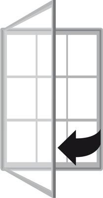 Superior Plus Single Door 2000 9 x A4 Sheets