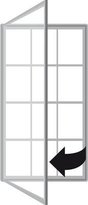 Superior Single Door 1000 12 x A4 Sheets