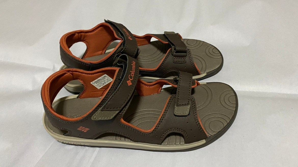Columbia, Sandals, Sz 7, Womens, Brown