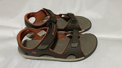Columbia, Sandals, Sz 7, Womens, Brown