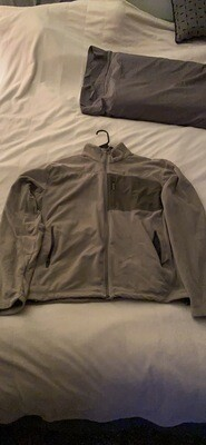 Merrell, XXL Winter Fleece, Tan, Good Condition, Best Offer