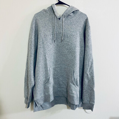#326 Levi's Arena Hoodie Mens Athletic Grey New