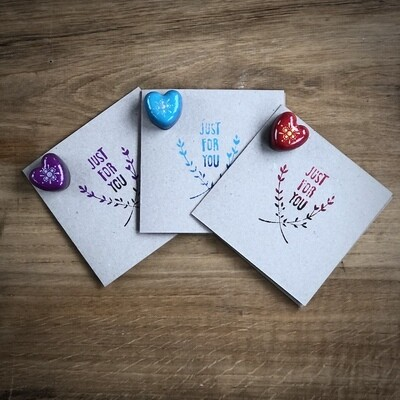 Little Hug Pocket Heart Hug Letterbox Gift