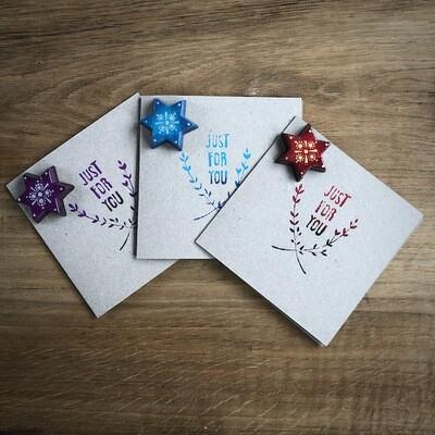 Little Hug, Pocket Star Hug, Letterbox Gift