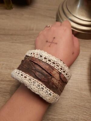 Driftwood Cuff Bracelet