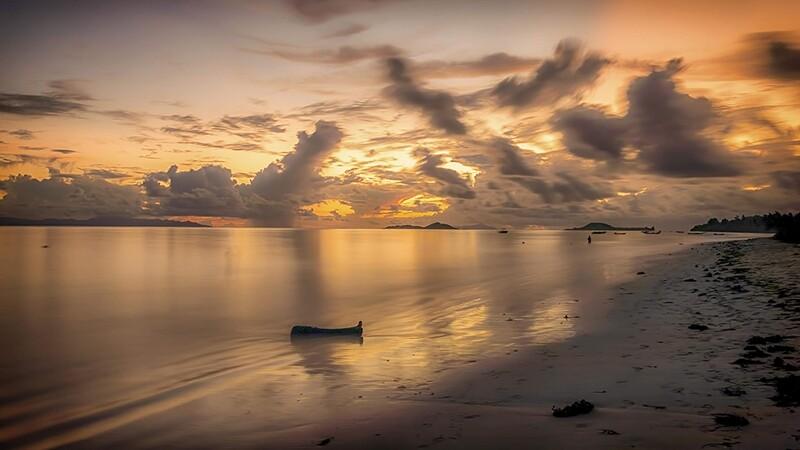 Praslin Beach, Seychelles 9661