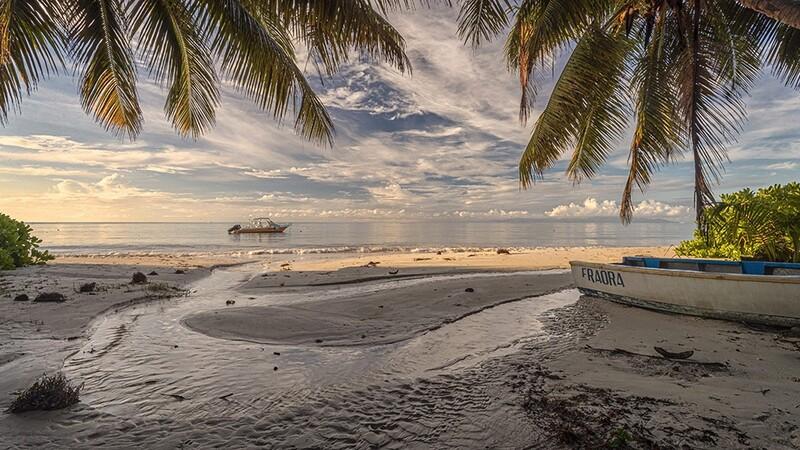 Praslin Beach, Seychelles 9453