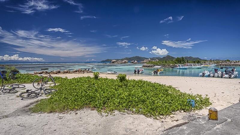 La Digue, Seychelles 9544