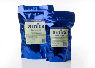 Arnica Bath Salt Soak 10oz