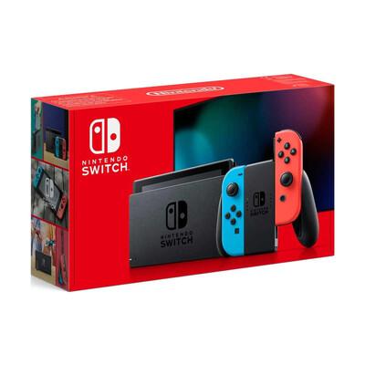 Consola Nintendo Switch Int Neon