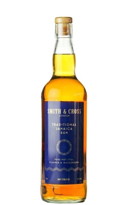 Smith & Cross Jamaican Rum 750ml