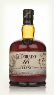 El Dorado 15 Year 750ml