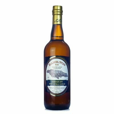 Hamilton Jamaican Gold Pot Still 750ml