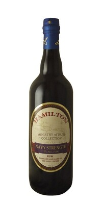 Hamilton Navy Strength 114 Proof 750ml