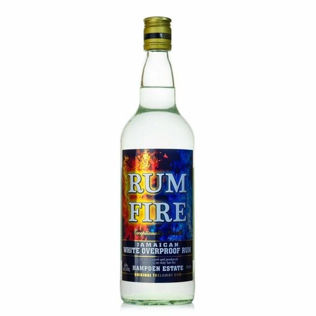 Rum Fire Overproof 750