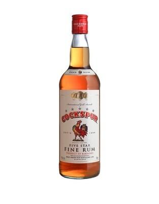 Cockspur Fine Rum 750ml