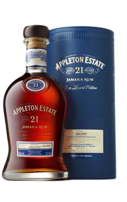 Appleton Estate 21 Year 750ml