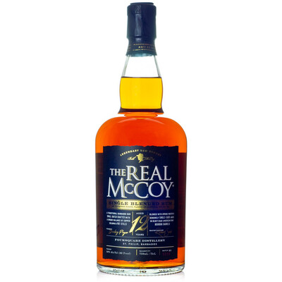 Real McCoy 12 Year 750ml