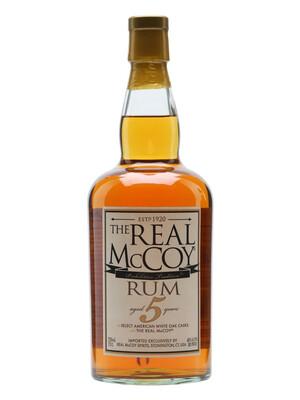 Real McCoy 5 Year 750ml