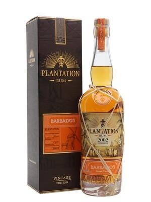 Plantation Barbados 2002 - Vintage Edition