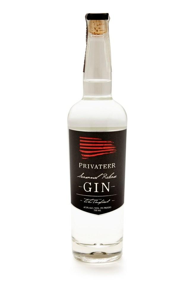Privateer Seasonal Tiki Gin