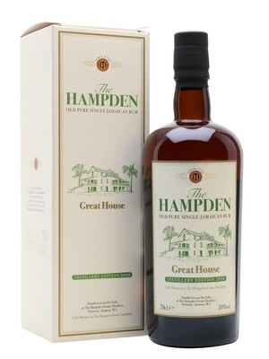 Hampden Great House Distillery Edition 2020