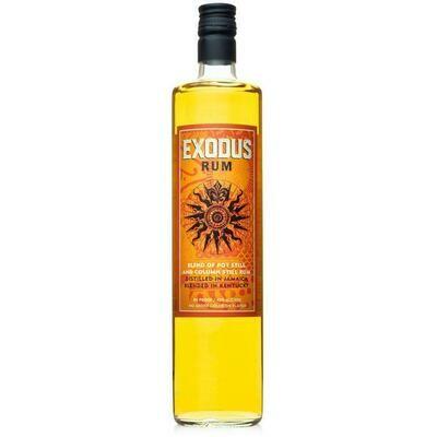Exodus Jamaican Rum