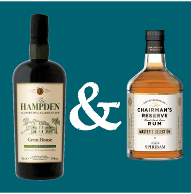 SLL Combo - Hampden Great House & Eskimo Bros Chairman's Reserve