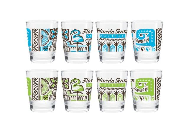 FRS Mai Tai Glasses v2 (aqua & lime)