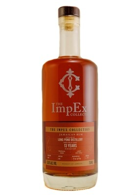 The ImpEx Collection - 13 Yr. Long Pond Jamaican Rum