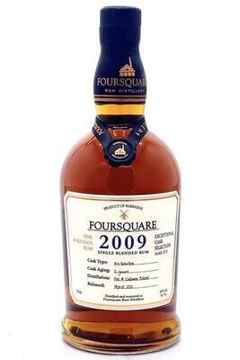Foursquare ECS 2009 - 750ml